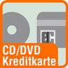 Piktogramm Aktenvernichter für das Schreddern von CDs, DVDs und Kreditkarten