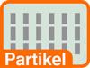 Grafik für Partikelschnitt
