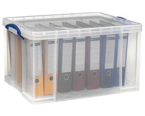 Archivboxen aus Kunststoff