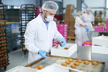 FFP1 Atemschutz in der Lebensmittelindustrie