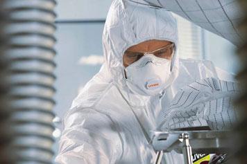 FFP2 Atemschutz in der Metallindustrie