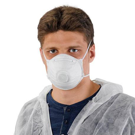 FFP3 Atemschutz im Labor und Gesundheitswesen