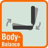 Piktogramm Bodybalance
