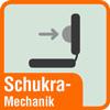 Piktogramm Schukramechanik