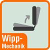 Piktogramm Wippmechanik