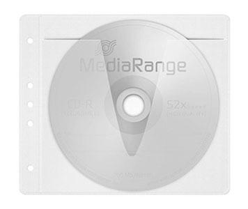 CD-Hülle aus Folie