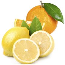 Zitronen- und Orangenduft