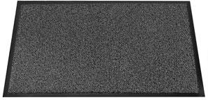Eine Fußmatte aus Baumwolle