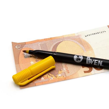 Geldscheinprüfer Stift
