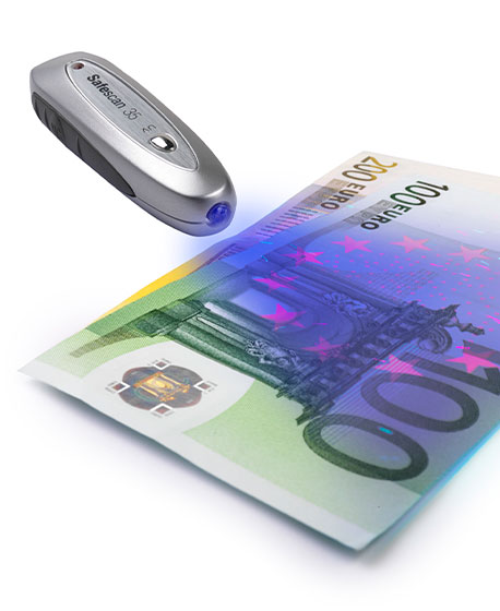 Geldscheinprüfer UV