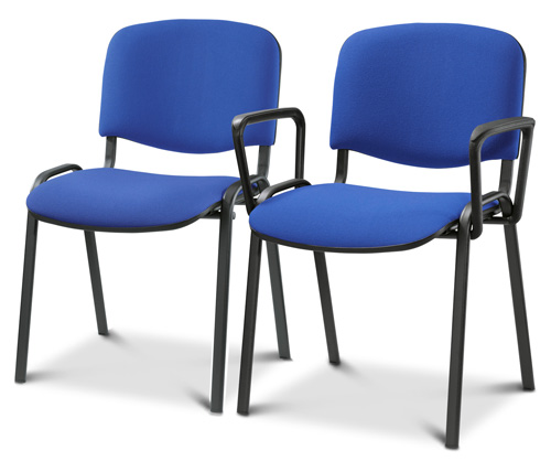 Konferenzstühle mit Netzrücken