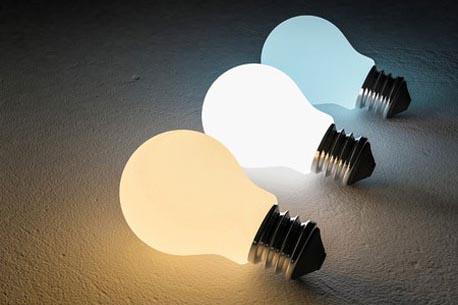 Mit dem richtigen Leuchtmittel Geld und Strom sparen und die Umwelt schützen