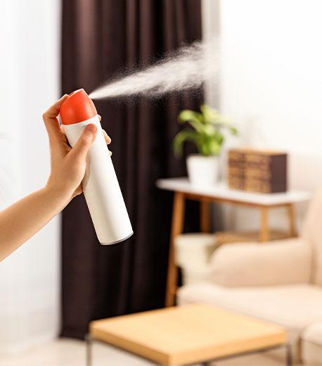 Lufterfrischer Spray