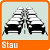 Stau Symbol