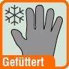 Piktogramm Winterhandschuhe