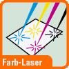 Piktogramm für Farb-Laser-Multifunktionsgeräte