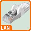 Piktogramm für Multifunktionsgeräte mit LAN-Anschluss