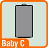 Piktogramm Baby C Batterie