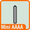 Piktogramm Mini AAA