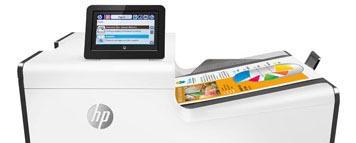 Schneller Tintenstrahldrucker mit 50 Seiten pro Minute