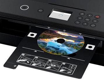 CD/DVD-Druck
