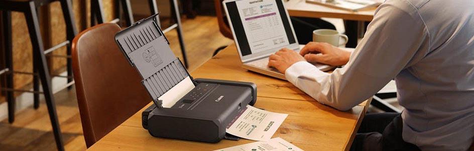 mobiler Tintenstrahldrucker