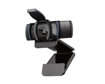 Einfache Webcam für Monitorbefestigung