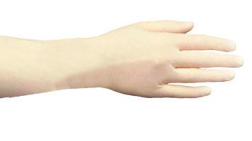 Einmalhandschuhe aus Latex