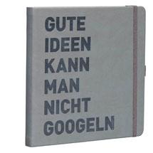 Quadratisches Notizbuch