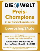 Siegel Preis-Champion