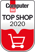 ComputerBild TOP ONLINESHOP 2020