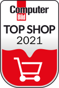 ComputerBild TOP ONLINESHOP 2021