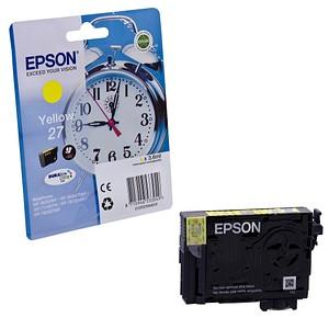 EPSON 27 / T2704 gelb Tintenpatrone