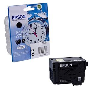 EPSON 27XL / T2711XL schwarz Tintenpatrone