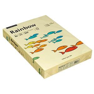 Rainbow Kopierpapier COLOURED PAPER hellgelb A3 80 g/qm