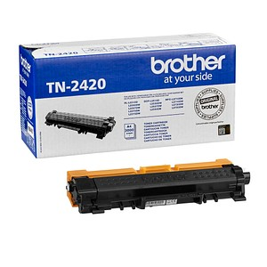 brother TN-2420 schwarz Toner