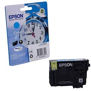 EPSON 27 / T2702 cyan Tintenpatrone