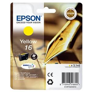 EPSON 16 / T1624 gelb Tintenpatrone