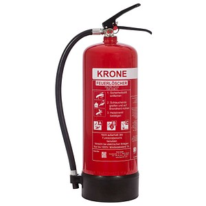 KRONE Feuerlöscher Pulver 6,0 kg