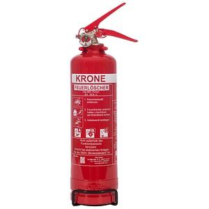 KRONE Feuerlöscher Pulver 1,0 kg