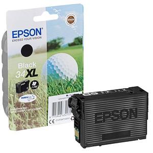 EPSON 34XL / T3471XL schwarz Tintenpatrone