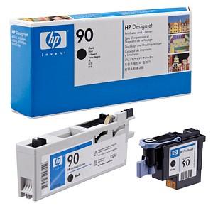HP 90 schwarz Druckkopf