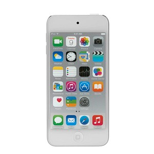 Apple iPod touch (6G) silber 128 GB
