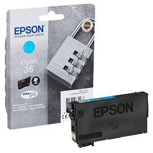EPSON 35 / T3582 cyan Tintenpatrone