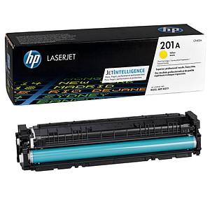 HP 201A gelb Tonerkartusche