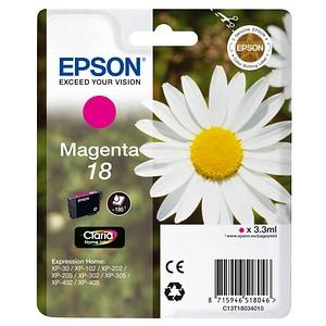 EPSON 18 / T1803 magenta Tintenpatrone