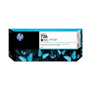 HP 726 schwarz Tintenpatrone
