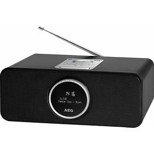 AEG SR 4372 BT/DAB+ Radio schwarz