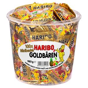 HARIBO GOLDBÄREN Minibeutel Fruchtgummi 100 St.