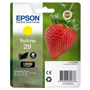 EPSON 29 / T2984 gelb Tintenpatrone